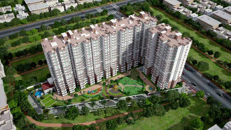 3 BHK Flats & Apartments for Sale in Greater Noida West, Greater Noida