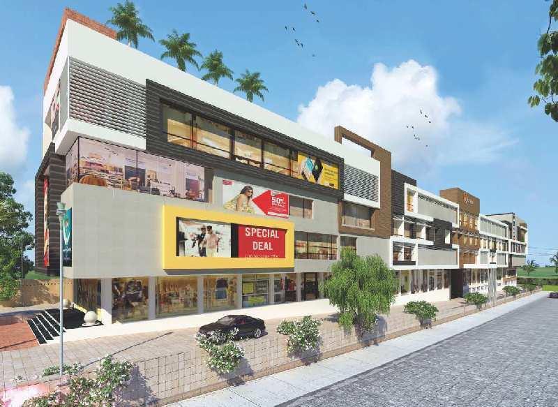 465 Sq.ft. Commercial Shops for Sale in Katni-Shadol Road, Katni