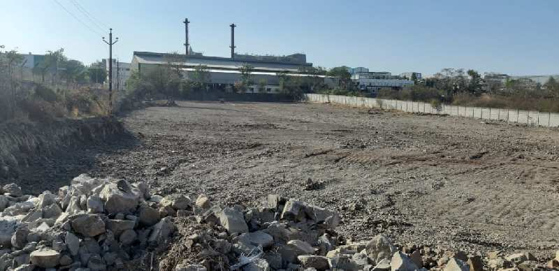 PMRDA plan sanctioned 4 Acres Industrial Plot For Sale In Chakan