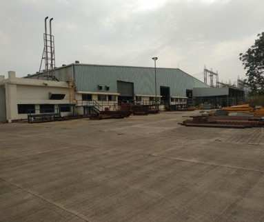 80,000 sq.ft ready to move in factory for long lease in Chakan, Pune
