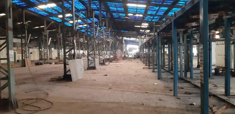 7.5 Acres Land with Industrial Shed of 135600 sq.ft for sale in Ranjangaon MIDC, Pune