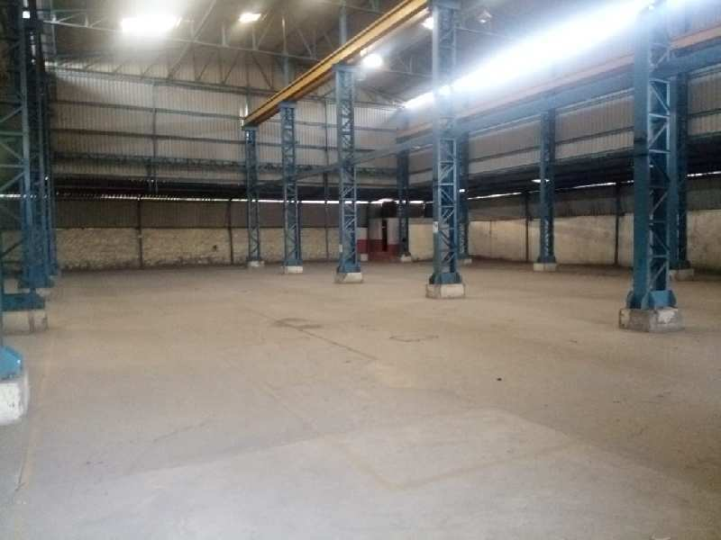 12327 Sq.ft. Factory / Industrial Building for Rent in Chakan, Pune
