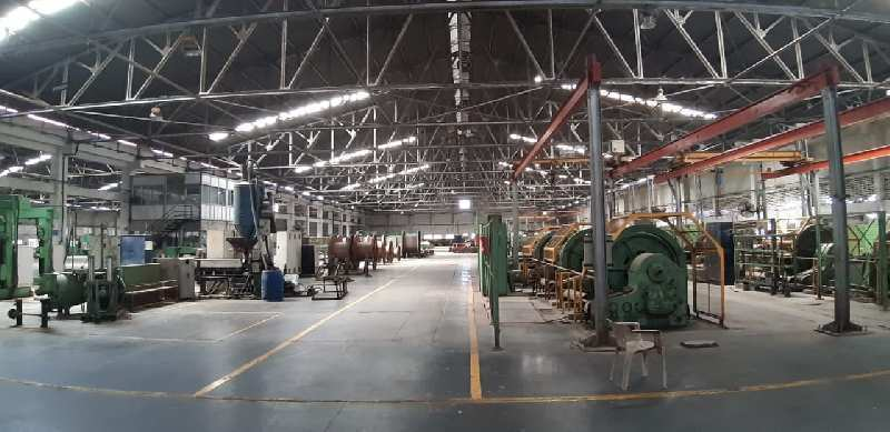 1,48,000 sq.ft factory for sale in Nasik
