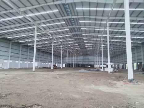 115000 sq.ft industrial shed / warehouse / godown for lease in Talegaon , Pune