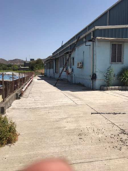 15000 sq.ft factory shed on rent at Urse, Near Talegaon Pune