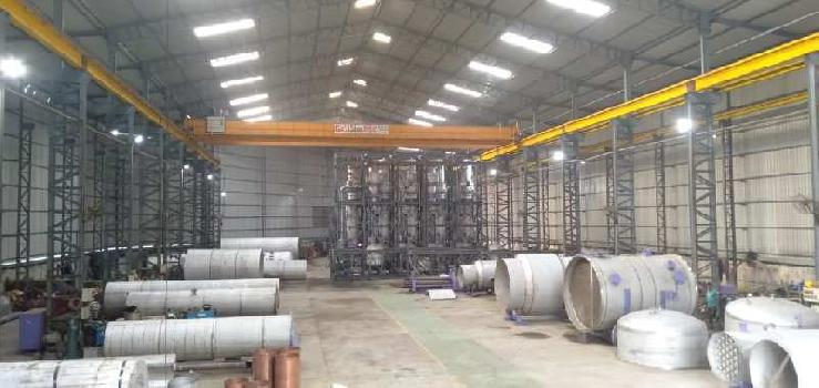 32000 sq.ft Industrial Shed / Factory for lease in Bhosari MIDC, Pune, Maharashtra