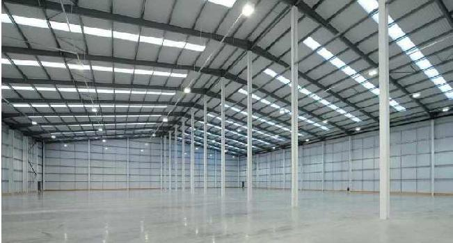 1 Lakh / 1,00,000 sq.ft industrial shed / factory for lease in Chakan, Pune, Maharashtra