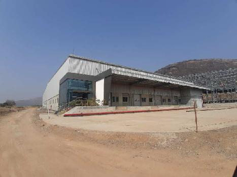 60000 sq.ft ready shed available for lease at Talegaon, Pune