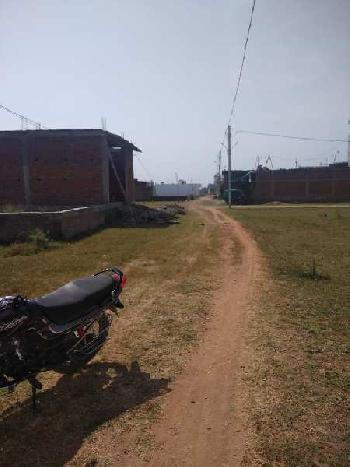 Plot for sale behind chirahula mandir
