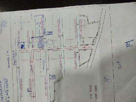 Racidential/Commercial Plot for sale ,Near Proposed Madical Collage, kripalpur SATNA (M.P)