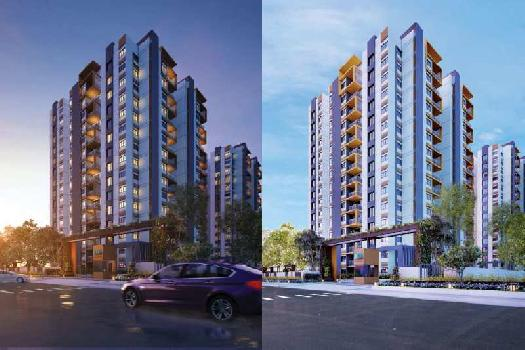 FLATS AT APPLE AROMA, JP NAGAR 8TH PHASE