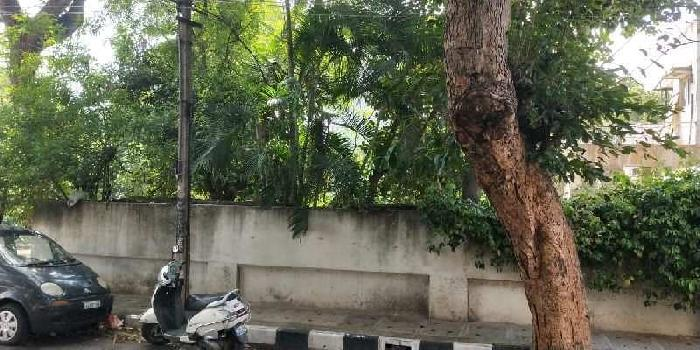 BDA auction Site R T Nagar 1st blk nr BDA complex.