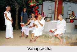 Vanaprastha ashram