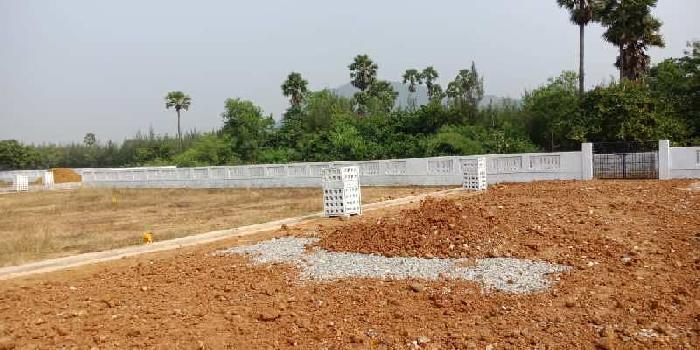 VUDA Approved property for sale near ramavaram@gandigundam
