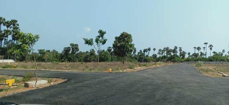 Residential Plot For Sale near Annavaram Beach @ Visakhapatnam, Andhra Pradesh