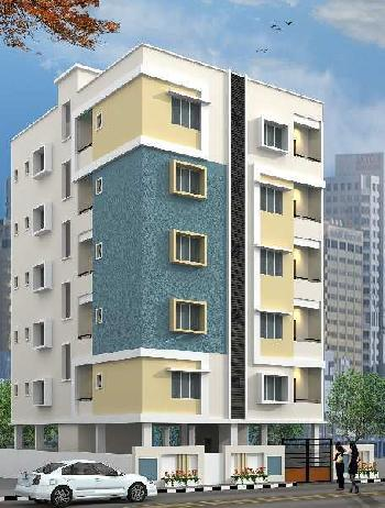 2 BHK Flats & Apartments for Sale in Shirdi Sai Nagar, Vizianagaram