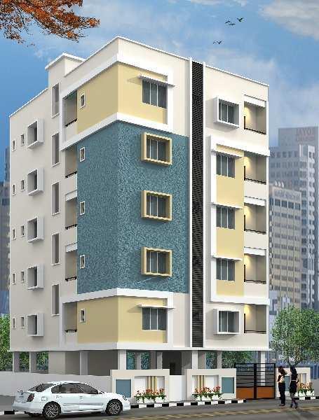 2 BHK Flats & Apartments for Sale in Shirdi Sai Nagar, Vizianagaram