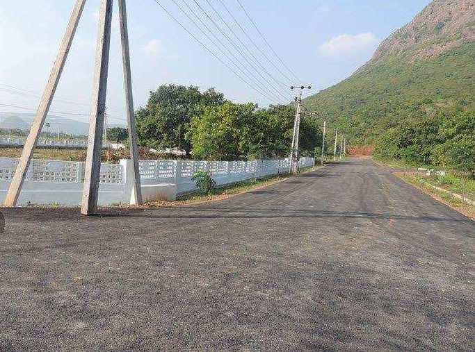 VUDA Aprroved plot for sale @ anandapuram