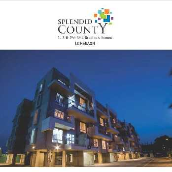 1 BHK Flat For Sale In SPLENDID COUNTY
