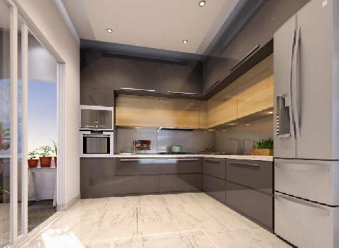 King size 2BHK flat for sale