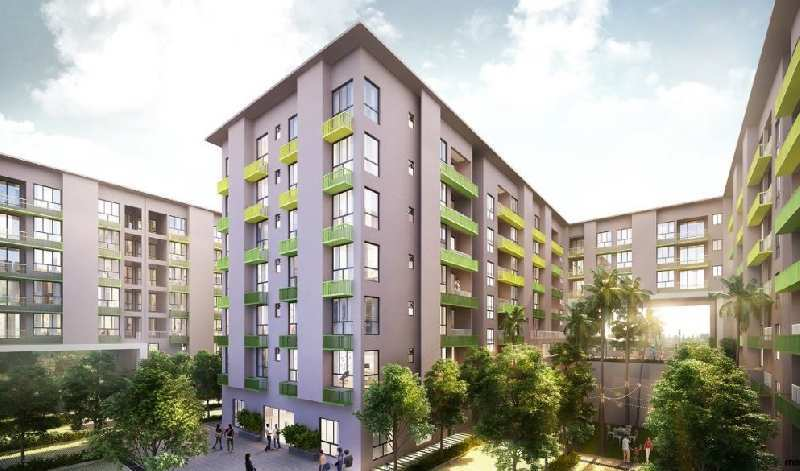 2 BHK Flats & Apartments for Sale in Airport Road, Kolkata