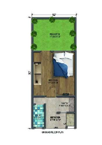 2 BHK Individual Houses / Villas for Sale in Sitapur Road, Lucknow