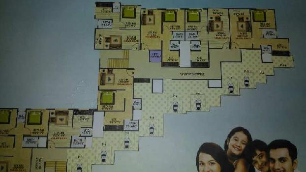 1 RK Flat for Sale in Kalyan East