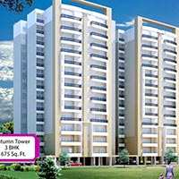 3 Bhk Apartment for Sale in Pushpanjali Seasons  ( Satsangi Properties )