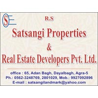 Office Space for Sale in Agra