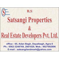 3 Bhk Apartment for Sale in Pearl  Paradise (Satsangi Properties)