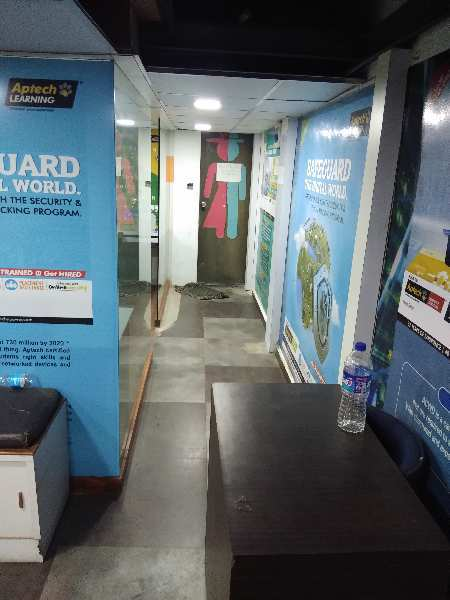 Semi Furnished  Office space for rent in Vashi near Vashi Railway Station.