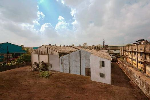 FACTORY or INDUSTRIAL SHED FOR  RENT  IN TALOJA MIDC