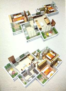 2BHK FLAT FOR SALE IN TALOJA PHASE2, NAVI MUMBAI