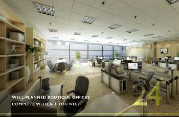 sea view office for sell