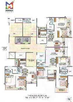 3BHK FLAT FOR SELL  IN  SECTOR  38  SEAWOODS  NAVI  MUMBAI