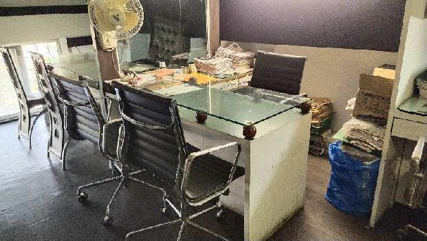 FURNISHED  OFFICE  FOR  SELL  IN   NERUL RAILWAY STATION COMPLEX, NERUL, NAVI  MUMBAI.