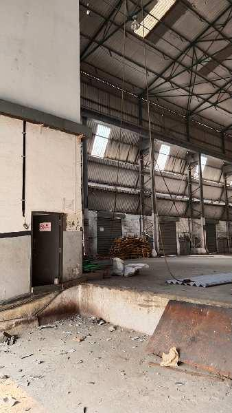 1800  SQ  MTR  PLOT  WITH  15000  SQ  FT  INDUSTRIAL  SHED HAVING  30  FT  HEIGHT IN  TTC  INDUSTRIAL  AREA  NERUL  MIDC.
