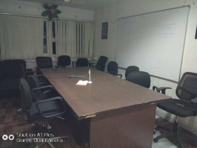 Ramdaspeth 1350 square feet commercial furnished A.c  / fire / OC / lift parking on rent