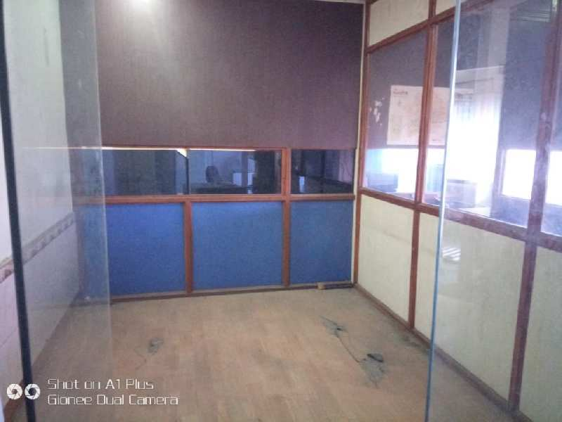 Lokmat square dhantoli 1200 square feet 2 nd floor no lift . commercial office