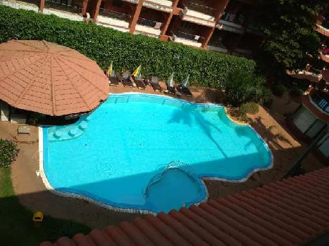 Hotel with resort Baga beach Goa