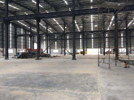 20,000 sq ft shed available for warehouse