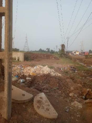 3 Bigha NA Land for sale at prime location of Kosamba Highway.