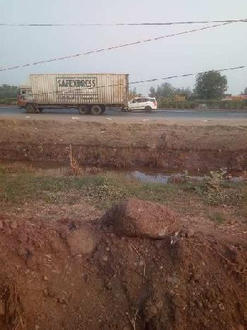 3 Bigha NA Land for sale at prime location of Kosamba Highway.