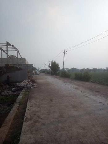 3600 Sq.Yard Industrial Land for sale at Kosamba.