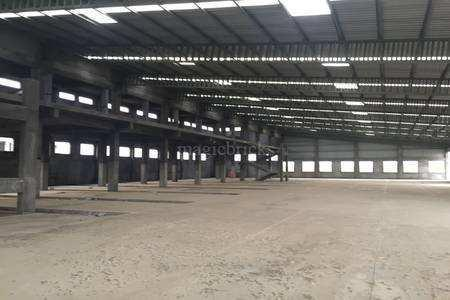 52000 Sq. MTR Industrial Shed for Sale at Dahej, Bharuch.