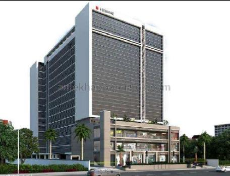 800 Sq.ft. Office Space for Sale in Science City, Ahmedabad