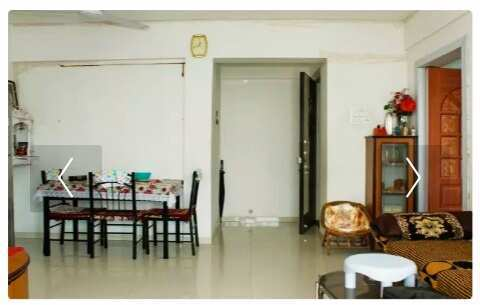 SEMIFURNISHED 2 BHK ON 20th FLOOR IN 89 LAKH AT MANPADA, THANE WEST