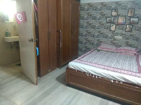 SEMIFURNISHED SPACIOUS 1 BHK IN 69 LAKH - JUST 2.5 KMS. (Near Uthalsar)  FROM THANE STATION WEST. ~ RECOMMENDED BY VASTU EXPERT.