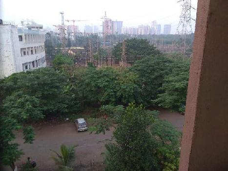 UNUSED COMPACT 1 BHK IN LODHA PARADISE, MAJIWADA, THANE FOR ₹ 59 LAKH