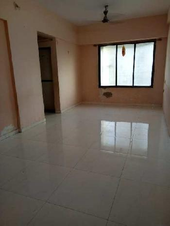 SPACIOUS 1 BHK VASTU FLAT FOR ₹ 47 LAKH IN THANE WEST.